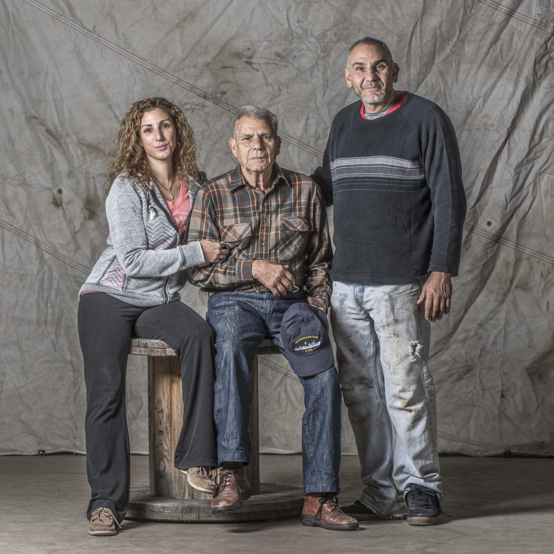 Nina Randazzo, Carlo Randazzo, John Randazzo